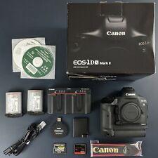 Canon 1DX Mark II — MINT, 6k shots! 128GB CFast + Reader + Extra battery