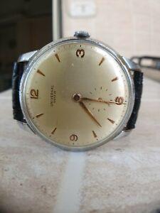 Universal geneve vintage Watch Jumbo Oversize 37mm As Omega Longines Zenith