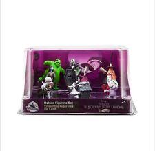 DISNEY The Nightmare Before Christmas Deluxe 9 x Figure Playset Jack **NEW**