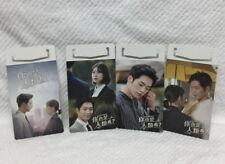 Are You Human OST 2018 Taiwan Promo 4 Bookmarker cards (Seo Kang joon)