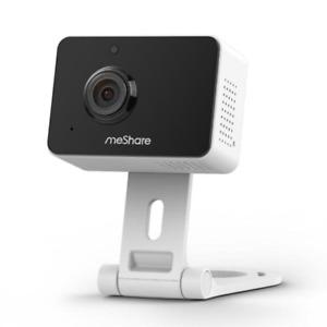 meShare 1080p Mini Wireless Two-way Audio Home Security Camera