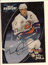 MIKE PECA IN THE GAME ITG FINAL VAULT ON CARD AUTO