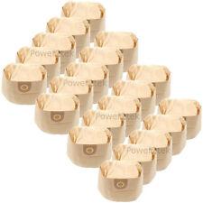 20 x 1s Sacchetti Per Vax 4000 (23-009) 4100e (23-006) 4130 (25-038) a vuoto