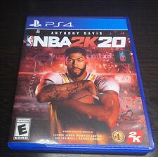 NBA 2K20 PS4 (SONY PLAYSTATION 4, 2019)