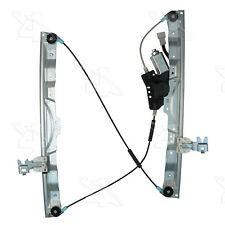 Power Window Motor and Regulator Assembly-Window Assembly Front Left ACI/Maxair