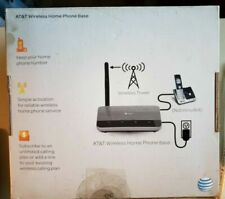 At&T Wf720 Wireless Home Phone Base - Silver