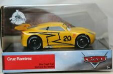 CRUZ RAMIREZ 2.0 - DISNEY STORE CARS - in Blister Pack - 1/43 - LIMITED