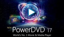 PowerDVD 17 Ultra, Premium license Key for PC