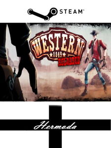 Western 1849 Reloaded Steam Key - for PC or Mac (Same Day Dispatch)