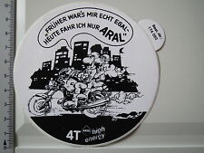 Aufkleber Sticker ARAL 4T High Energy - Comic (1245)
