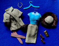 Vintage Barbie 1965 Fashion Gold 'N Glamour Pristine & Complete W/Spikes!