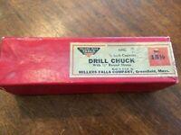 millers falls no 15 1/2 drill chuck,nos