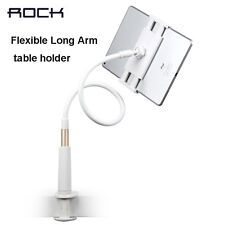 Tablet phone Iphone IPad holder 360 degree flexible arm stand table bed mount