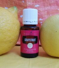 Young Living Grapefruit Essential Oil - Large Bottle - 15 ml - Free Shipping