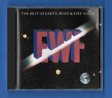 EARTH,WIND&FIRE The Best of Vol.11 CD ALBUM (1988) 463200 2 CBS