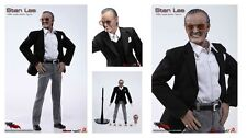 1/6 Scale Marvel Stan Lee Action Figure Das Toys Artistic Interpretation MISB