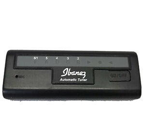 Ibanez Automatic Tuner BC-550 Guitar Tuner, Battery Operated