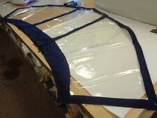 "WELLCRAFT 260 SE NAVY BLUE WINDSHIELD 116 1/4"" X 46"" MARINE BOAT"