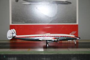Herpa 1:200 Qantas Lockheed L-1049 Super Constellation VH-EAP (570596)