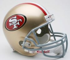 6112c2070 Riddell Vsr4 Replica Football Helmet - San Francisco 49ers