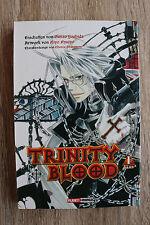 Manga-Trinity Blood-nr 1 2006 Sunao Yoshida Kiyo kyujyo Thores Shibamoto!