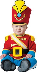 Tiny Toy Soldier Nutcracker Christmas Baby Infant Costume