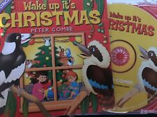 PETER COMBE - Wake Up It's Christmas CD 2005 Rascal Records For Kids AS NEW!