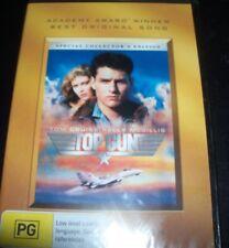 Top Gun - 2 Disc DVD Tom Cruise Tim Robbins (Australia Region 4) DVD – New