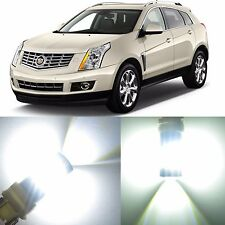 Alla Lighting Front Signal Light 3757NA White LED Bulbs for 2004~09 Cadillac SRX