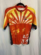 Health Net MS bike ride Oregon Chapter  Atac Sportswear Cycling Jersey  Medium