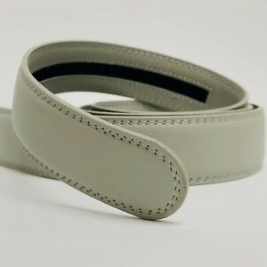 3.5cm 1 3/8 inch width wide slide Automatic Belt Strap (ONLY STRAP. NO BUCKLE)
