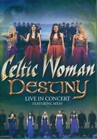 CELTIC WOMAN - DESTINY - LIVE IN CONCERT DVD 2016