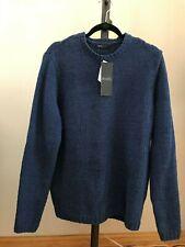 Truth by Republic Men's Steel Blue Sweater MSRP $158