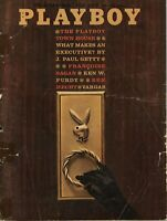 PLAYBOY MAY 1962 Door Knocker cover Marya Carter Cynthia Maddox Bare Maidens (5)