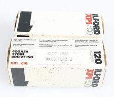 ILFORD XPI 400 120 FILM