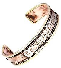 Women Style Jewelry Health Magnets Energy Pure Copper Magnetic Bracelet Men