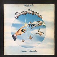 THE KINKS Soap Opera RCA VICTOR 1973 UK Original A-2E/B-1E VINYL LP GATEFOLD