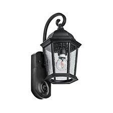 Maximus Smart Home Security Outdoor Light & Camera - Coach Black
