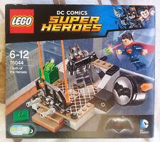 LEGO DC COMICS SUPER HEROES 76044: CHOQUE DE HEROES - CLASH OF THE HEROES