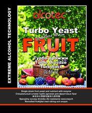 Alcotec TURBO YEAST DISTILLER STRAIN FRUIT Fast and Free P&P World