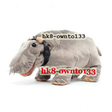 NCIS Bert the Farting Hippo Plush Toy Stuffed Animal RARE Abby Gift