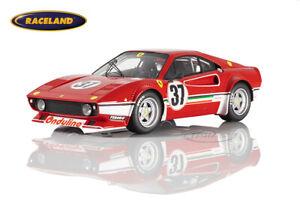 Ferrari 308 GTB4 LM Onduline Havirov International 1978 Dantinne Tecnomodel 1:18