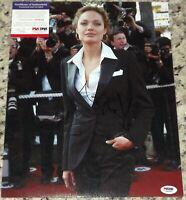 BEST PRICE ON EBAY! Angelina Jolie Signed Autographed 11x14 Photo PSA COA!