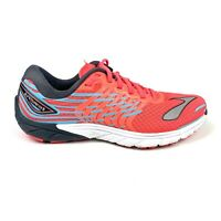 Brooks Pink And Blue Pure Cadence 5 Running Training Shoes Womens Size 9.5