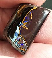 Double Sided Gem, Koroit Boulder Opal   16.60 cts S5956