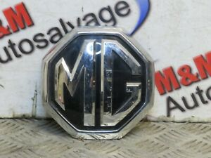 MG ZS MK2 2017-2020 MG LOGO EMBLEM FRONT GRILLE BADGE DECAL CHROME 110375929