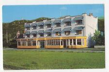 Marine Hotel Kyleakin Skye Vintage Postcard 835b