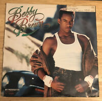 "BOBBY BROWN- MY PREROGATIVE - 12"" SINGLE  LP VINYL RARE OOP NEW EDITION"