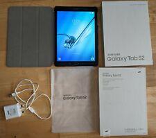 Samsung Galaxy Tab S2 9.7 inch 32GB Wi-Fi Tablet - Black SM-T813