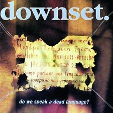 Downset Do we speak a dead language? (1996) [CD]